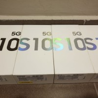 promo BNOB Samsung Galaxy S10 5G 512GB / 8GB Black White Snapdragon