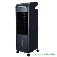 BEST SELLER MIDEA AIR COOLER AC-100 A (B) 6 LITER HITAM KUALITAS