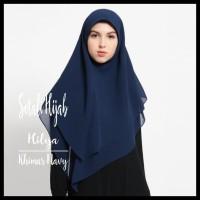 Jual Rugi Hijab Jilbab Kerudung Premium Instan Khimar Dua Layer 10