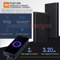 Powerbank Wireless Xiaomi QI 10000mAh Quick Charge Power Bank Original