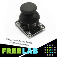 PS2 Analog Joystick Controller Dual Axis XY Button untuk Arduino