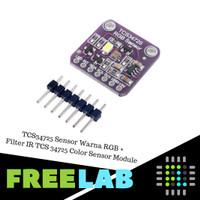 TCS34725 Sensor Warna RGB + Filter IR TCS 34725 Color Sensor Module
