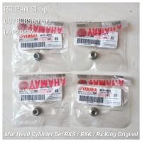 Mur Head Cylinder Set Komplit Rx King / RXK RXS / Rx Special Original