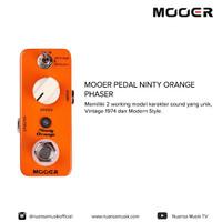 Mooer Pedal Effect Ninety Orange
