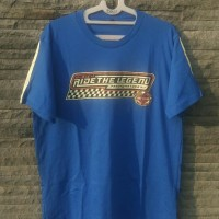 T-shirt Harley Davidson, HDCI Ride the Legend Pahlawan Tour XII size M