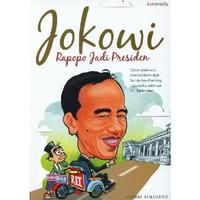 BUKU Jokowi: Rapopo Jadi Presiden . Arimbi Bimoseno