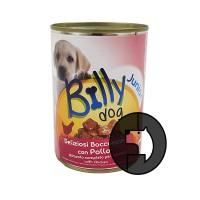 billy dog 415 gr puppy junior chicken