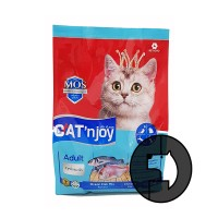cat'njoy 1.2 kg cat ocean fish mix flavour