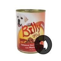 billy dog 415 gr dog beef