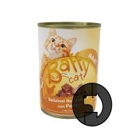 baffy cat 415 gr cat chicken