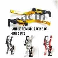 Handle rem cnc setelan KTC RACING HONDA PCX NEW
