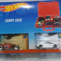 HOTWHEEL CARRY CASE CAR /KOPER HOT WHEEL
