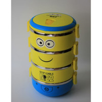 Lunchbox Minion 4 Susun