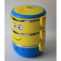 Lunchbox Minion 3 Susun