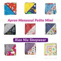 Harga apron menyusui petite mimi nursing | antitipu.com