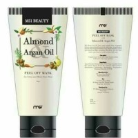 MSI Almond Argan Oil Peel Off Mask