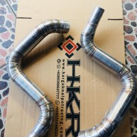 Slip On KTM Duke 200 Stainless Steel