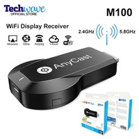 AnyCast m100 4K DLNA Miracast HDMI Streaming Media Player Original