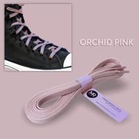 Tali Lilin Gepeng (Flat) 150cm Variasi Warna untuk Sepatu Sneakers