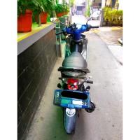 Jual motor Jupiter MX BPKB STNK Lengkap Pajak Hidup Plat Hidup