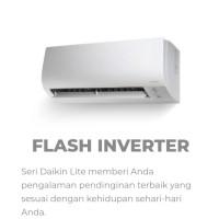 Ac daikin flash inverter 1/2 pk