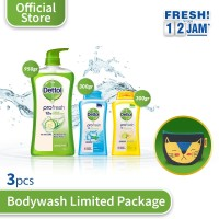 Dettol Bodywash - Limited Package