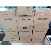 Kabel Lan UTP AMP Cat 6 / Cat6 Commscope AMP 305 meter PN: 1427071-6