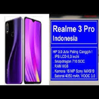 Realme 3 Pro Ram 6 GB Snapdragon 710 Camera Slowmotion 960fps