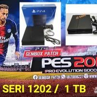 PS4 FAT 1 TB versi 5.05 CUH 1216B