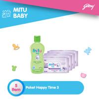 Mitu Tisu Basah - Paket Happy Time 3