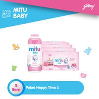 Mitu Tisu Basah - Paket Happy Time 2