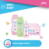 Mitu Baby - Paket Happy Family 3