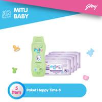 Mitu Tisu Basah - Paket Happy Time 8
