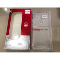 MSVII Xiaomi Redmi Note 7 - Luxury Transparent Airbag Case