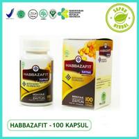 HABBAZAFIT SOFTGEL- Suplemen Kesehatan Habbatussauda Dan Minyak Zaitun