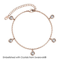 Charlotte Bracelet - Gelang Crystal Swarovski by Her Jewellery