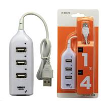 USB HUB 4 PORT SAKLAR (LH013)