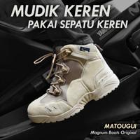 Sepatu Taktis Lightspeed 6.0 Matougui 566 Cokelat