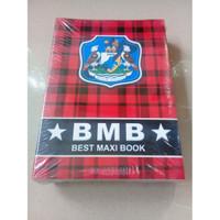 Buku Tulis Best Maxi Book 50lbr Pak 10 Buku - BMB