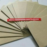 Karton Board No. 30 Ketebalan 2 mm size A3 (297 x 420)