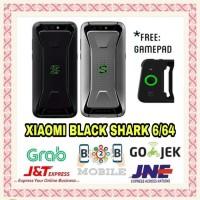 FREE GAMEPAD XIAOMI . BLACK SHARK / BLACKSHARK RAM 6GB MEMORY 64GB