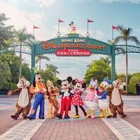 Paket Tour Hong Kong Disneyland 4 Hari/ 3 Malam