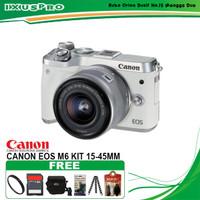 CANON EOS M6 KIT 15-45MM IS STM ORIGINAL