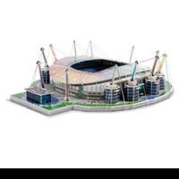 3D Puzzle Stadium Manchester City Etihad Stadium
