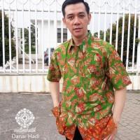 Batik Pria Danar Hadi Asli Solo 3