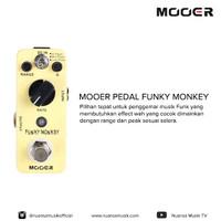 Mooer Funky Monkey Pedal Effect