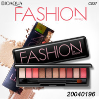 Fashion Eye Shadow Bioaqua 10 Warna Multi-Color