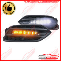 DRL - HONDA HRV 2018-2019 - LED - SEQUENTIAL - FOG LIGHT