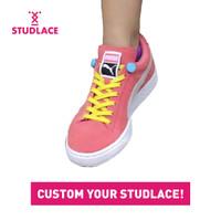 STUDLACE Tali Sepatu Elastis Custom Praktis