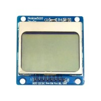 LCD Nokia 5110 84x84 Blue Backlight DIsplay